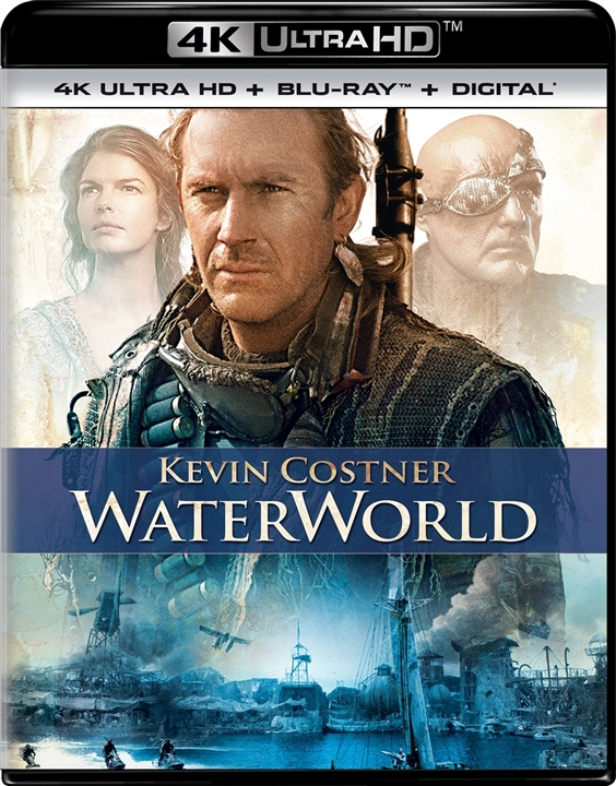 Waterworld 4K (1995) Ultra HD UHD