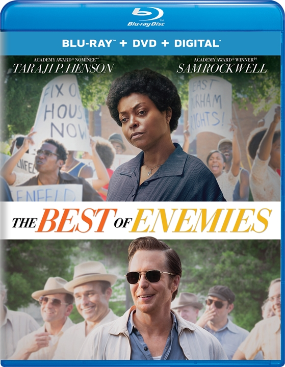 The Best of Enemies (Blu-ray)(Region A)