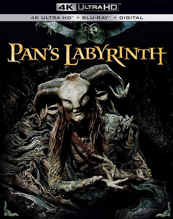 Pan's Labyrinth (4K Ultra HD Blu-ray)
