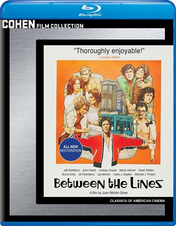 Between the Lines (Blu-ray)(Region A)(Pre-order / Jun 25)