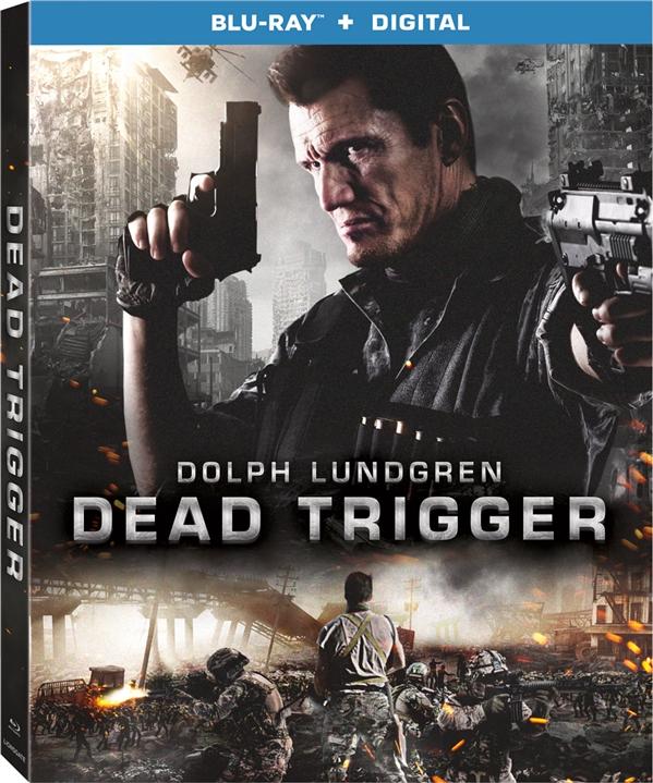 Dead Trigger (Blu-ray)(Region A)