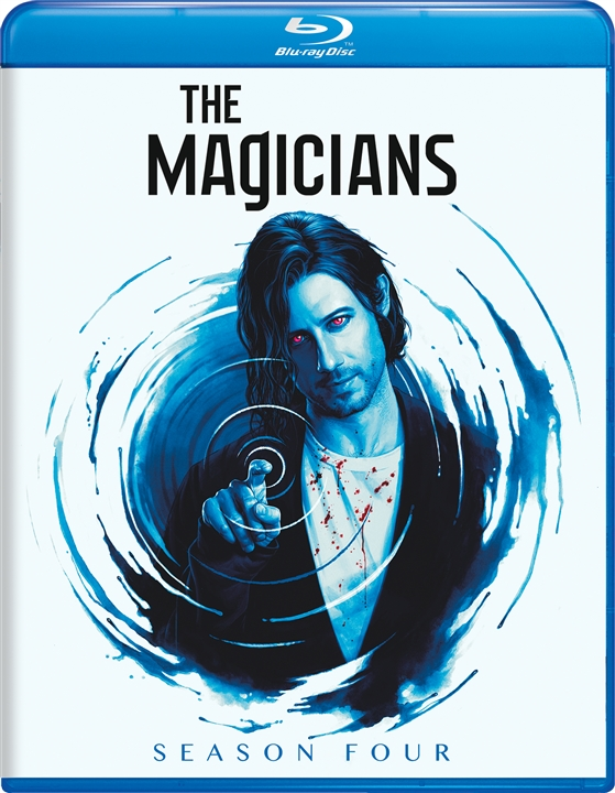 The Magicians: Season Four (Blu-ray)(Region Free)