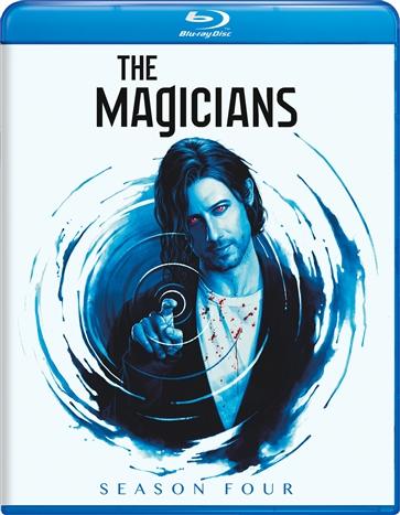 The Magicians: Season Four (Blu-ray)(Region Free)(Pre-order / Jul 9)