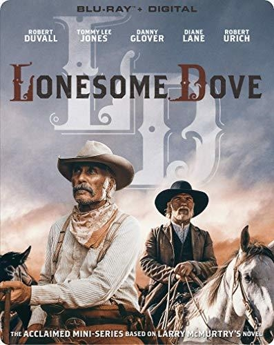 Lonesome Dove (SteelBook)(Blu-ray)(Region A)