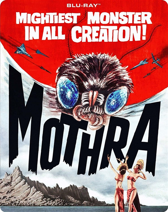Mothra (SteelBook)(Blu-ray)(Region A)