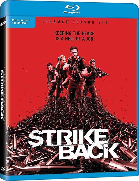 Strike Back: Season Six (Blu-ray)(Region Free)