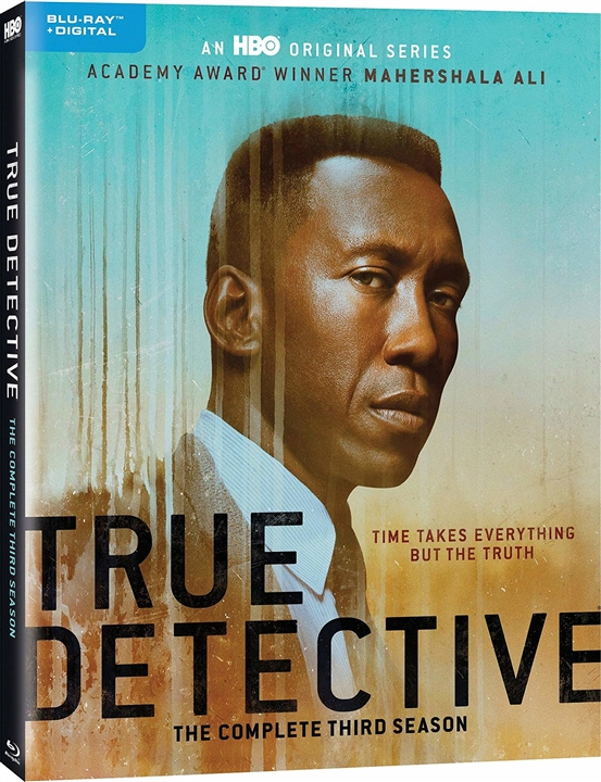 True Detective: The Complete Third Season (Blu-ray)(Region Free)