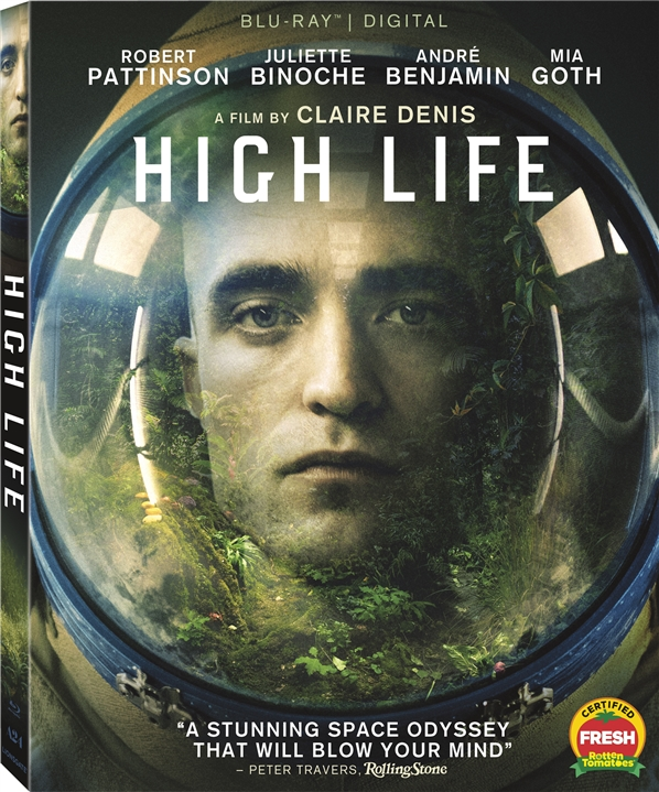 High Life (Blu-ray)(Region A)