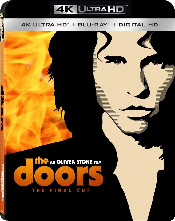 The Doors (4K Ultra HD Blu-ray)
