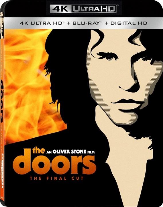 The Doors (4K Ultra HD Blu-ray)(Pre-order / Jul 23)