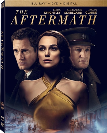 The Aftermath (Blu-ray)(Region A)(Pre-order / Jun 25)