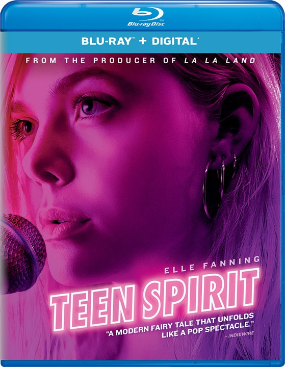 Teen Spirit (Blu-ray)(Region A)(Pre-order / Jul 16)