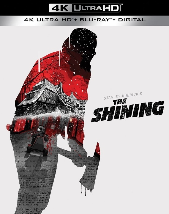 The Shining (4K Ultra HD Blu-ray)(Pre-order / Oct 1)