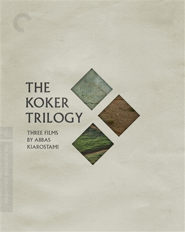 The Koker Trilogy (The Criterion Collection)(Blu-ray)(Region A)(Pre-order / Aug 27)