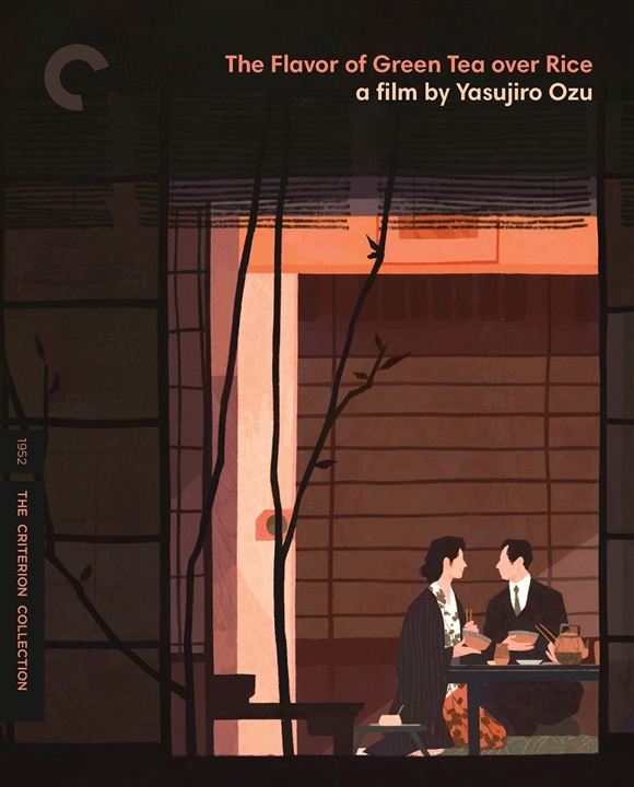 The Flavor of Green Tea over Rice (The Criterion Collection)(Blu-ray)(Region A)