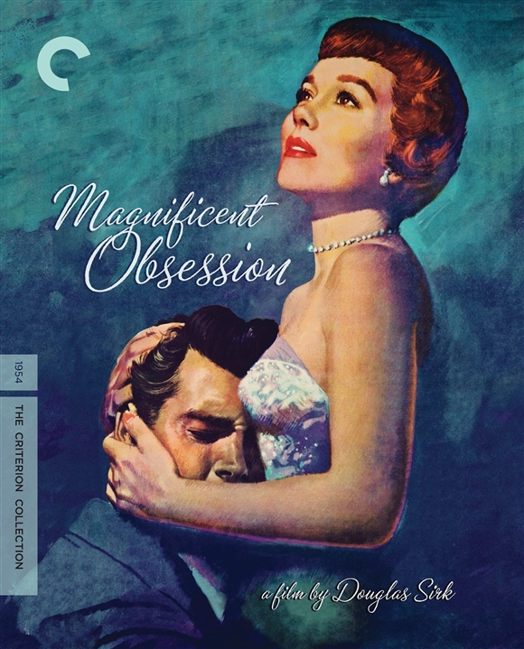 Magnificent Obsession (The Criterion Collection)(Blu-ray)(Region A)