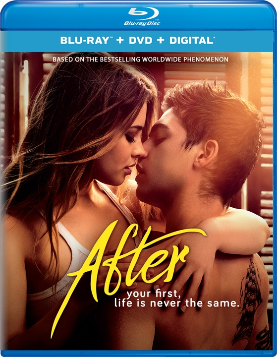 After (Blu-ray)(Region A)