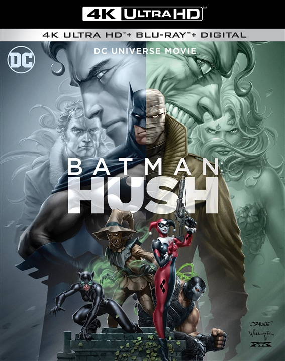 Batman: Hush (4K Ultra HD Blu-ray)