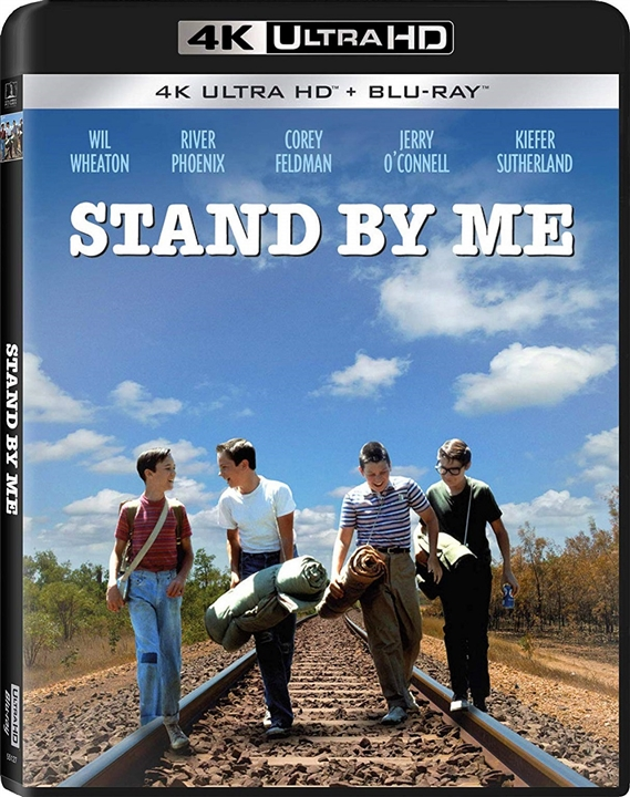 Stand by Me (4K Ultra HD Blu-ray)(Pre-order / Aug 27)