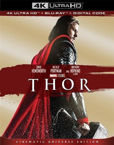 Thor (4K Ultra HD Blu-ray)(Pre-order / TBA)