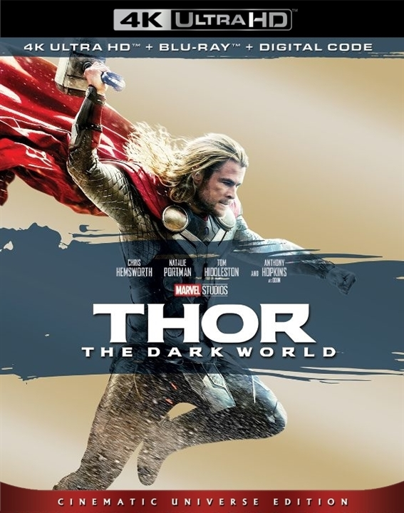 Thor 2: The Dark World (4K Ultra HD Blu-ray)