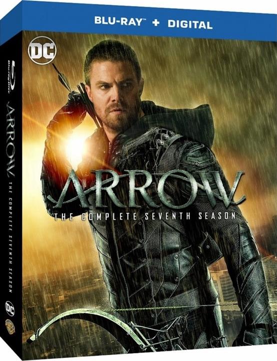 Arrow: The Complete Seventh Season (Blu-ray)(Region Free)