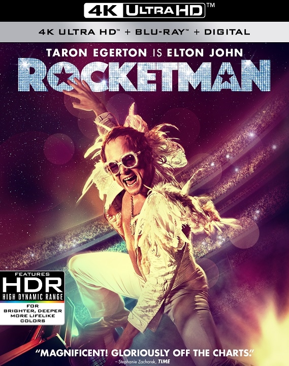 Rocketman (4K Ultra HD Blu-ray)(Pre-order / TBA)