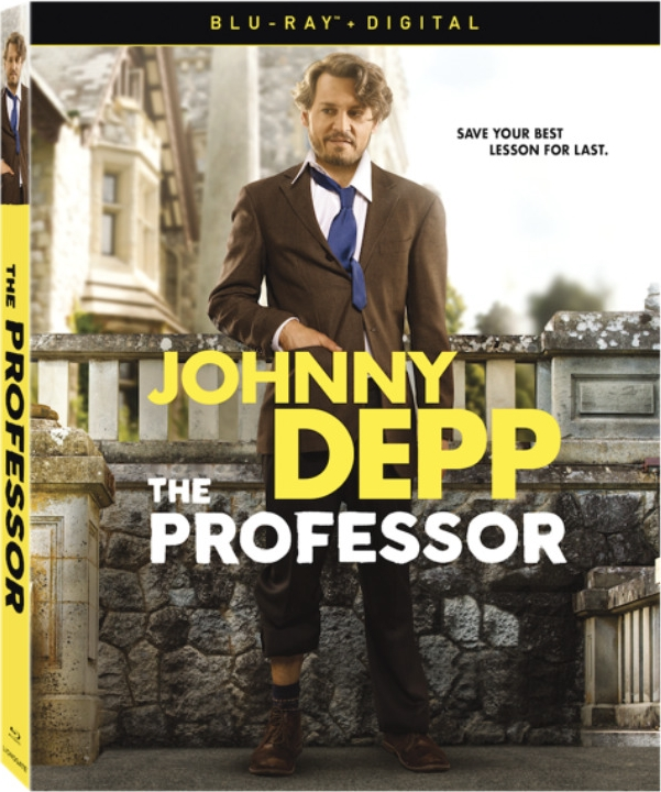 The Professor (Blu-ray)(Region A)