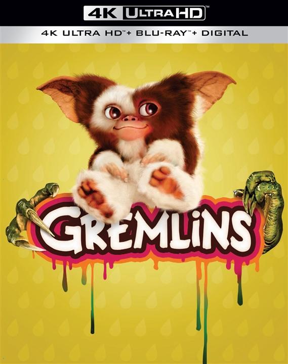 Gremlins 4K (1984) Ultra HD