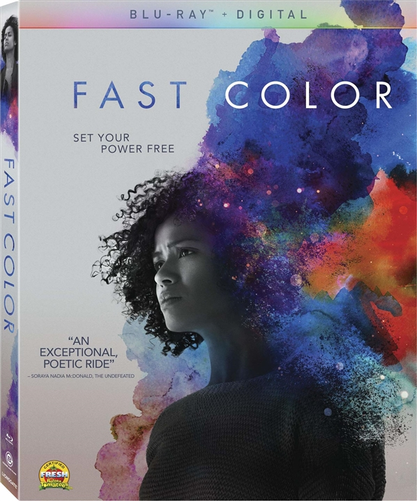 Fast Color (Blu-ray)(Region A)