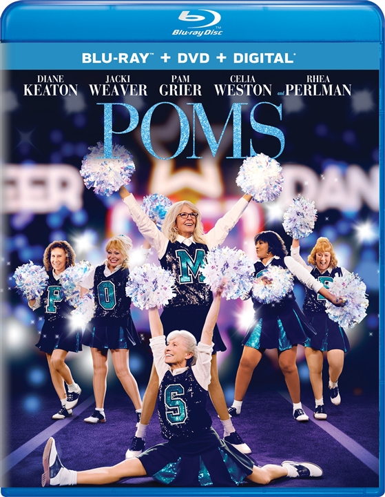 Poms (Blu-ray)(Region A)
