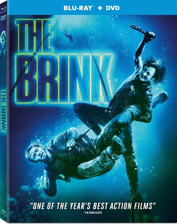 The Brink (Blu-ray)(Region Free)
