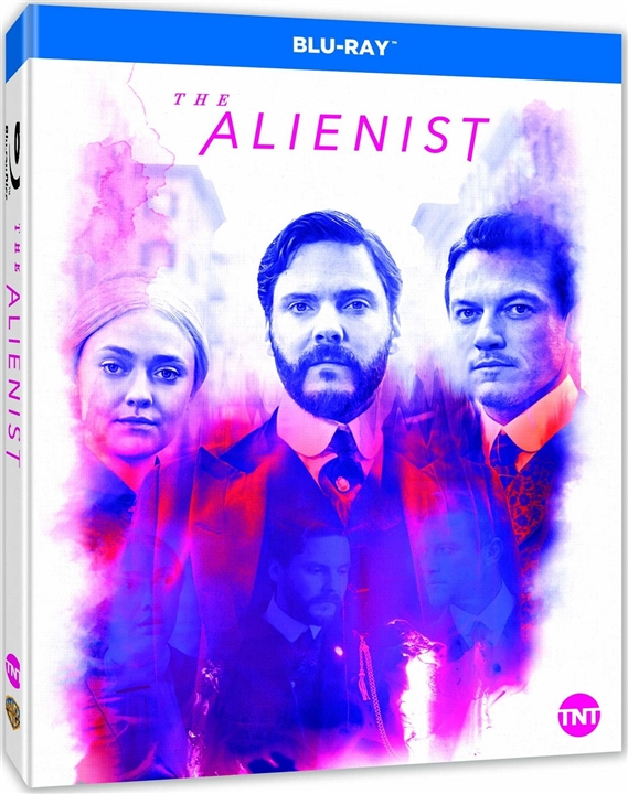 The Alienist: The Complete First Season (Blu-ray)(Region Free)(Pre-order / Sep 10)