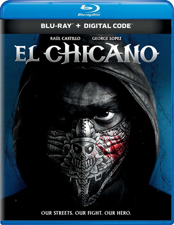 El Chicano (Blu-ray)(Region A)