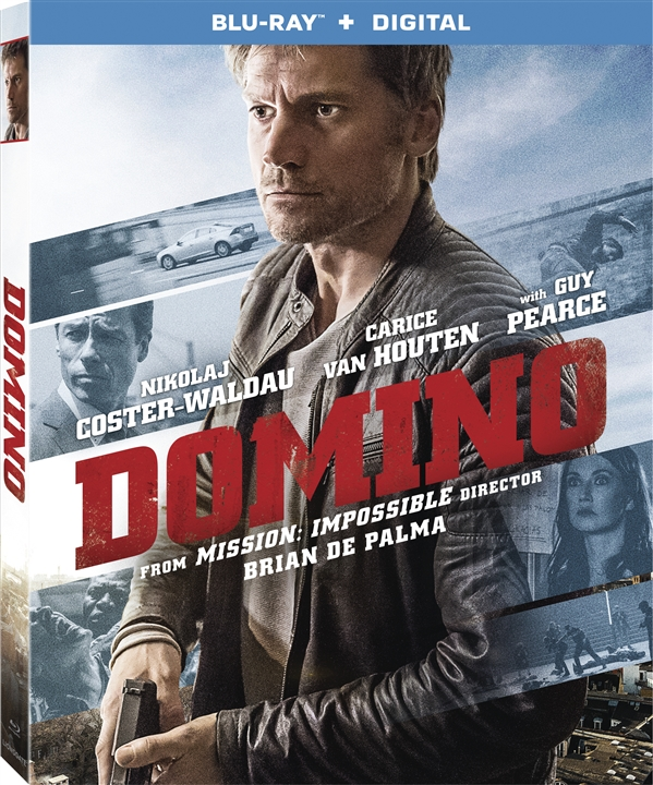 Domino (Blu-ray)(Region A)(Pre-order / Jul 30)
