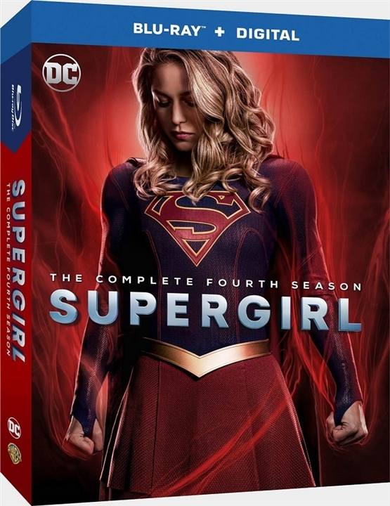 Supergirl: The Complete Fourth Season (Blu-ray)(Region Free)