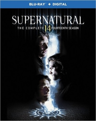 Supernatural: The Complete Fourteenth Season (Blu-ray)(Region Free)
