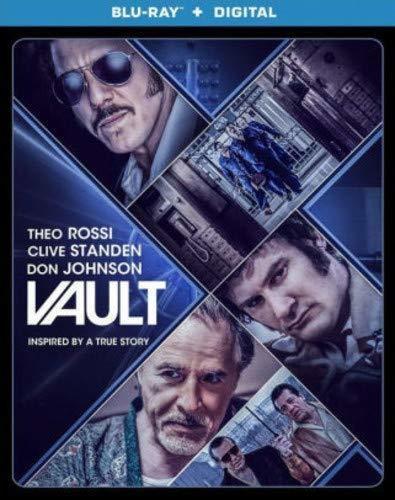 Vault (2019)(Blu-ray)(Region A)