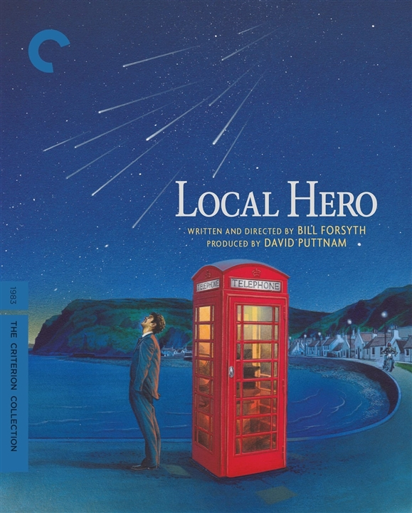 Local Hero (The Criterion Collection)(Blu-ray)(Region A)
