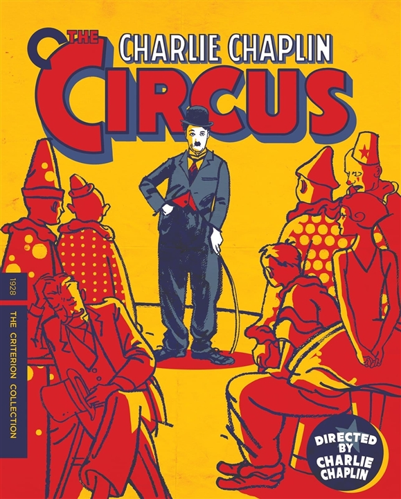 The Circus (The Criterion Collection)(Blu-ray)(Region A)(Pre-order / Sep 24)