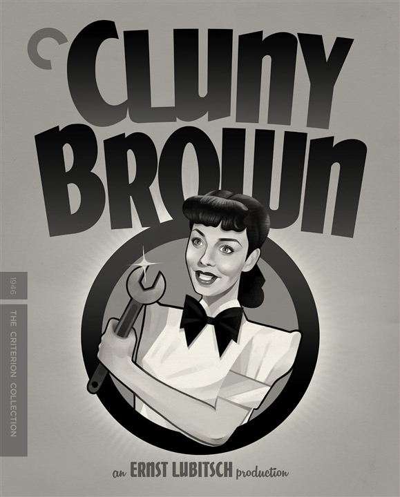 Cluny Brown (The Criterion Collection)(Blu-ray)(Region A)(Pre-order / Sep 17)