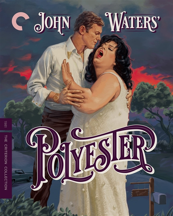 Polyester (The Criterion Collection)(Blu-ray)(Region A)(Pre-order / Sep 17)