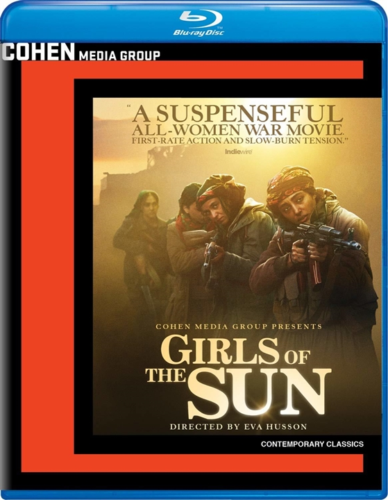 Girls of the Sun (Blu-ray)(Region A)