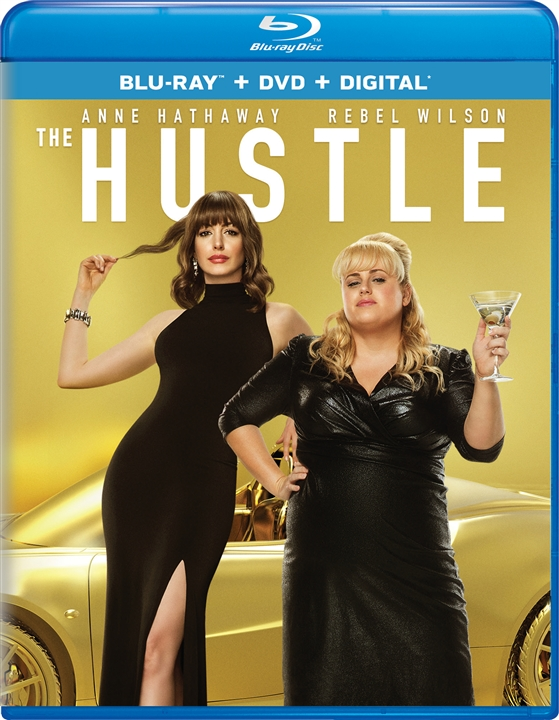 The Hustle (Blu-ray)(Region A)