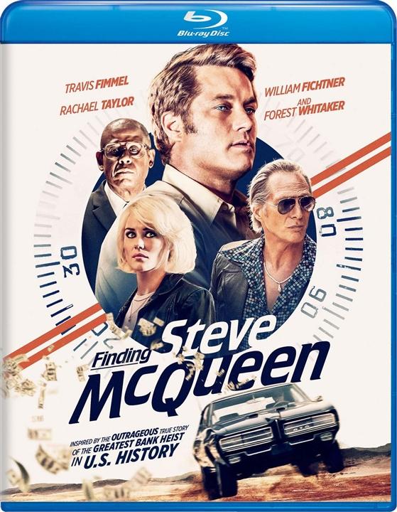 Finding Steve McQueen (Blu-ray)(Region A)(Pre-order / Aug 13)
