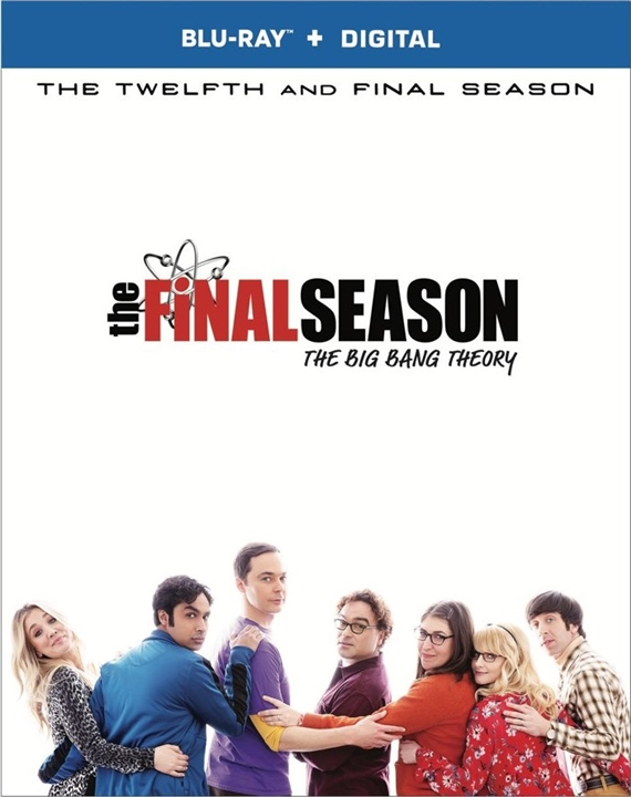 The Big Bang Theory: The Complete Twelfth and Final Season (Blu-ray)(Region Free)