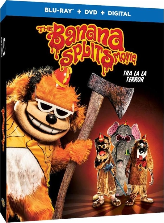 The Banana Splits Movie (Blu-ray)(Region Free)