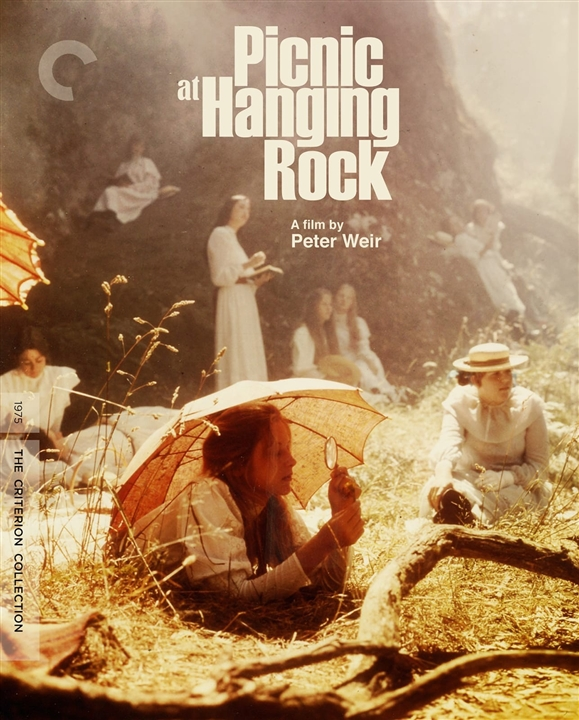 Picnic at Hanging Rock (The Criterion Collection)(Blu-ray)(Region A)