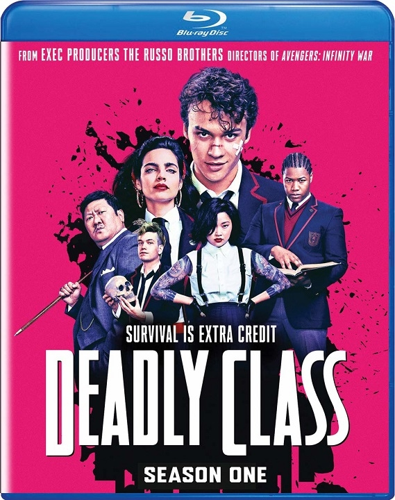 Deadly Class: Season One (Blu-ray)(Region A)