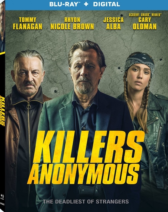 Killers Anonymous (Blu-ray)(Region A)